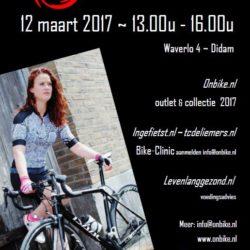 onbike spring event 12 maart 2017