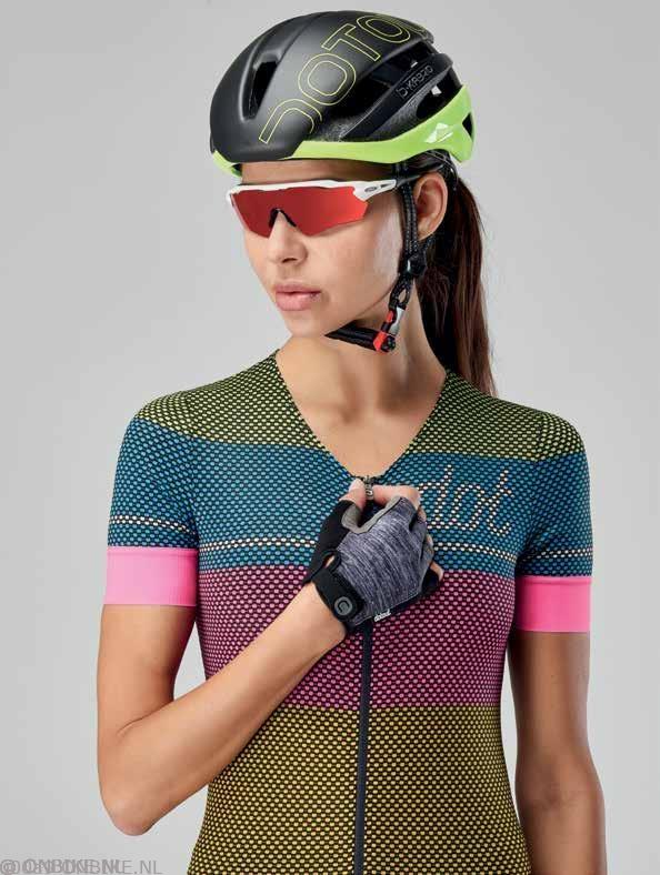 """Dotout fietskleding, dames fietsshirt """"Glory"""""""