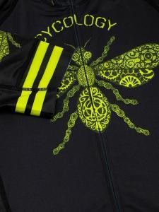 Queen bee cycology dames fietsshirt