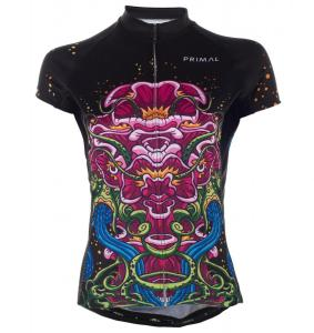 Sonic Bloom Women's Evo Jersey front