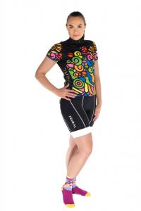 Tripper Day Women's Sport Jersey model